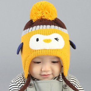 baby hat a liitle bird new with tags